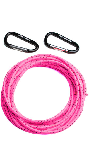 Swimrunners Support Pull Belt Cord DIY 5m Pink